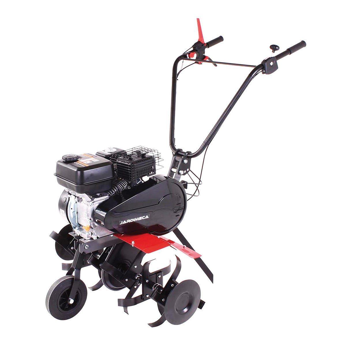 Cc Motozappa 212 Cc Jardimeca E 210 Larghezza Lavoro 80 Cm Motore R210ohv 6 Frese 32cm