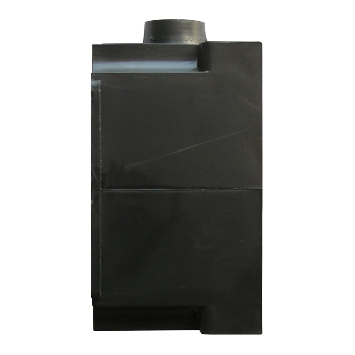 cassetta tipo c portata 40 kg interasse 72 mm pvc