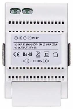 vimar_elvox_videocitofonia alimentatore per kit videocitofonico elvox 120/230v 50/60 hz