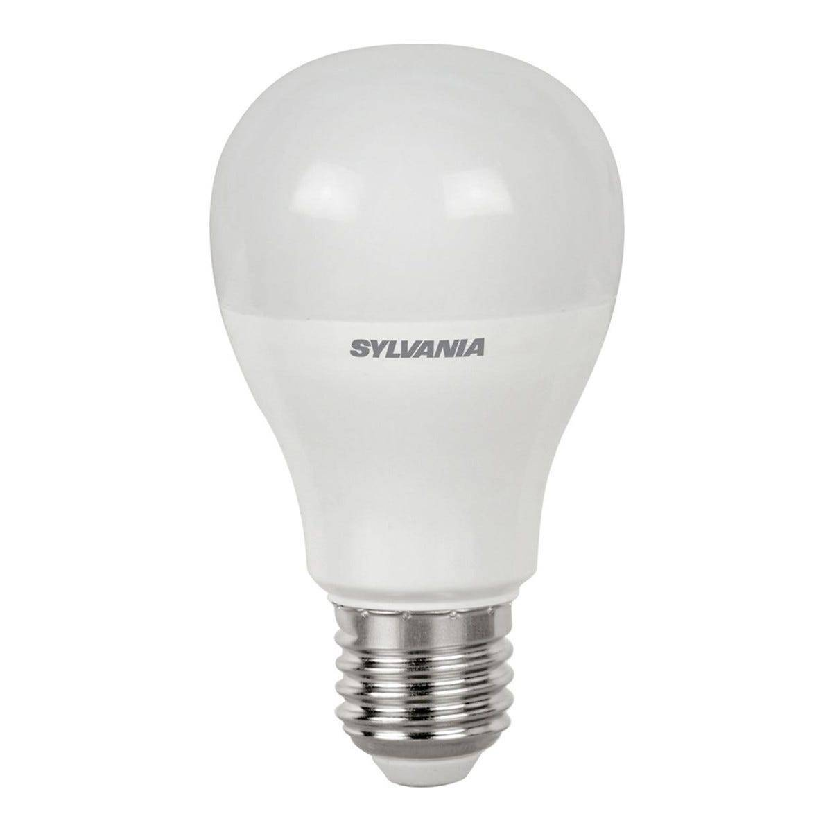 feilo_sylvania lampadina sylvania led goccia e27 11w=80w 1150 lumen 6500k luce fredda dimmerabile