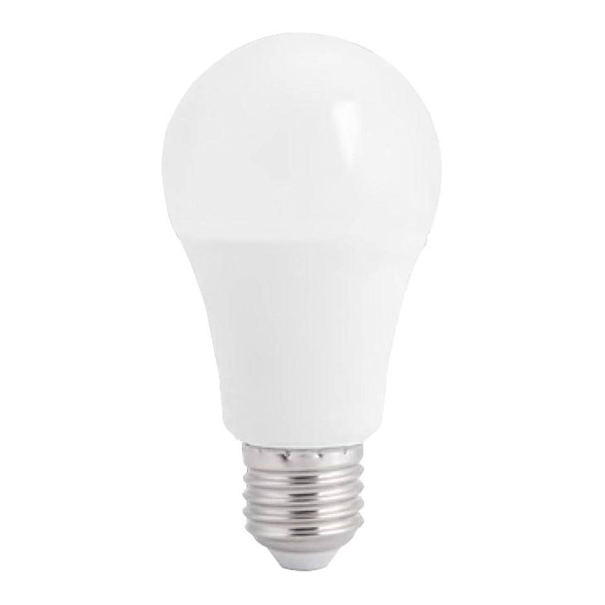 parko 3 lampadine  led goccia 11w e27 1050 lumen 4000k luce bianca