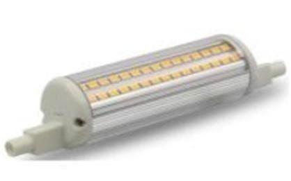 vivida international lampadina vivida led smd r7s 12w=77w 1300 lumen 3000k luce calda Ø 26x118 mm dimmerabile