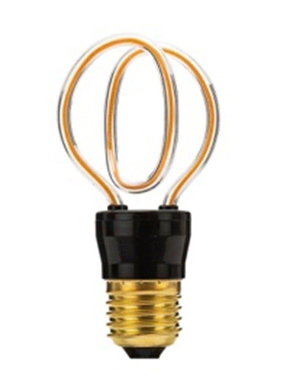 Lampadina Led Luxury As9 E27 4w 60 Lumen 2200k Luce Calda