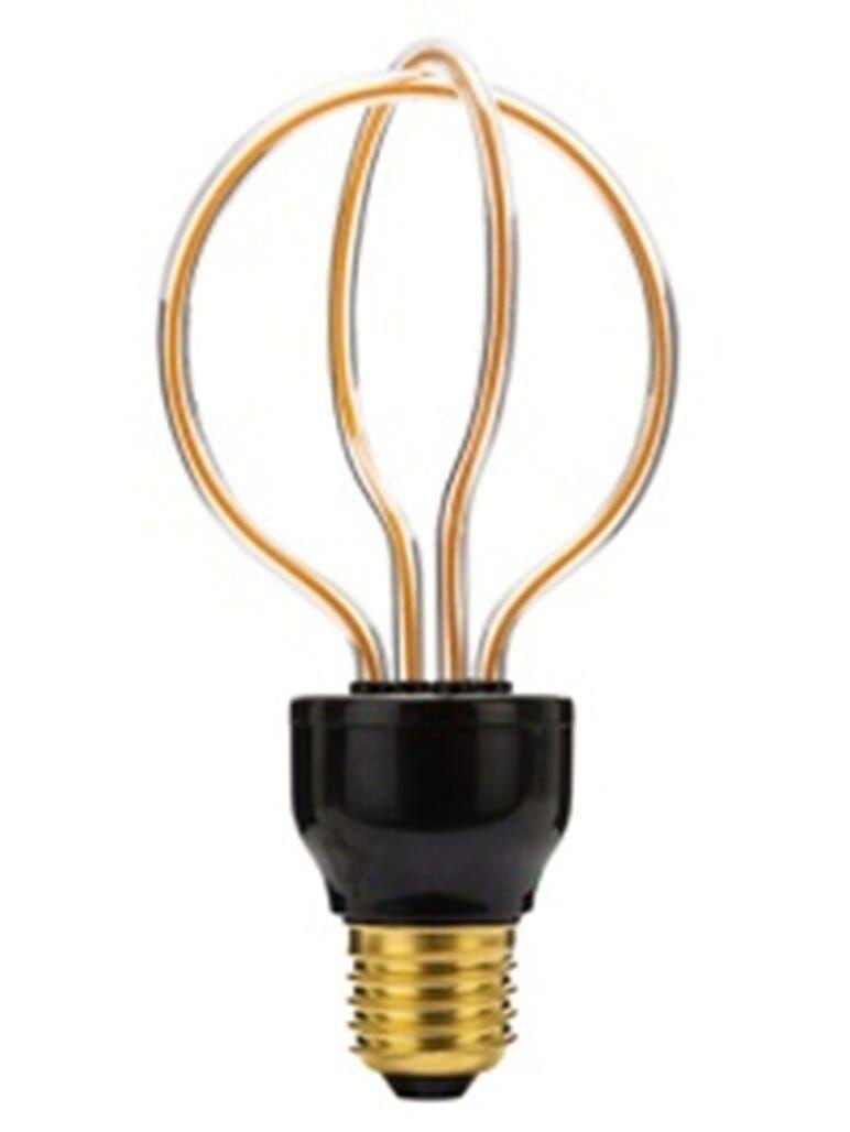Lampadina Led Luxury As5 E27 4w 60 Lumen 2200k Luce Calda
