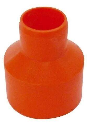 aumento Ø 125x160 mm pvc arancio