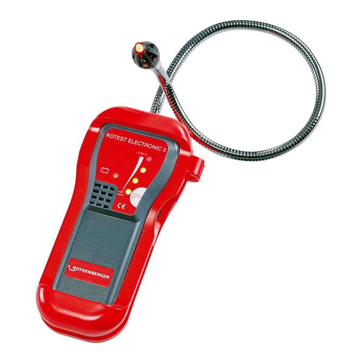 rothenberger rilevatore perdite gas  rotest 3