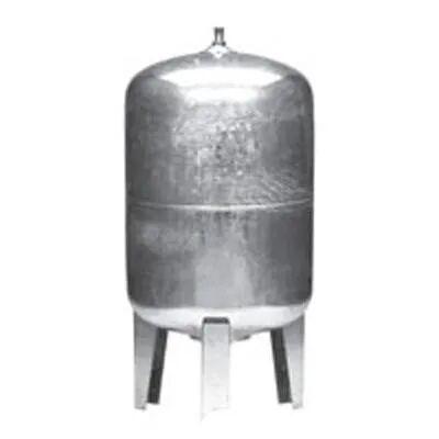 AQUAFILL Vaso Espansione Piatto 100 L 10 Bar Ø 450 Mm 910 Cm Zincato Riscaldamento/sanitario