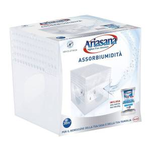 ARIASANA Mini Kit Tab Assorbiumidita'  E Ricarica Sali Neutra 450g