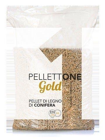 Pellet Conifera Enplus A1 15 Kg
