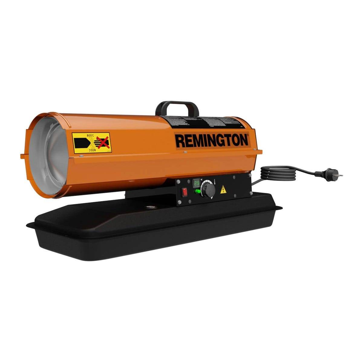 Generatore Di Aria Calda A Gasolio Rem 12 Gasolio Diretto 20 Kw