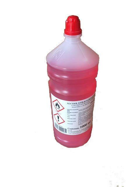 Alcool Etilico 99° Denaturato 1 L