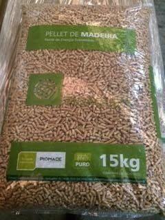 Pellet Piomade 15 Kg 100% Conifera Enplus A1