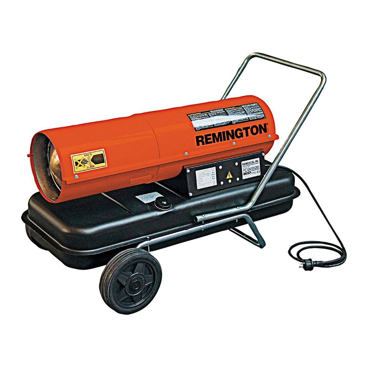 Generatore Calore Rem34 Gasolio Diretto 44 Kw