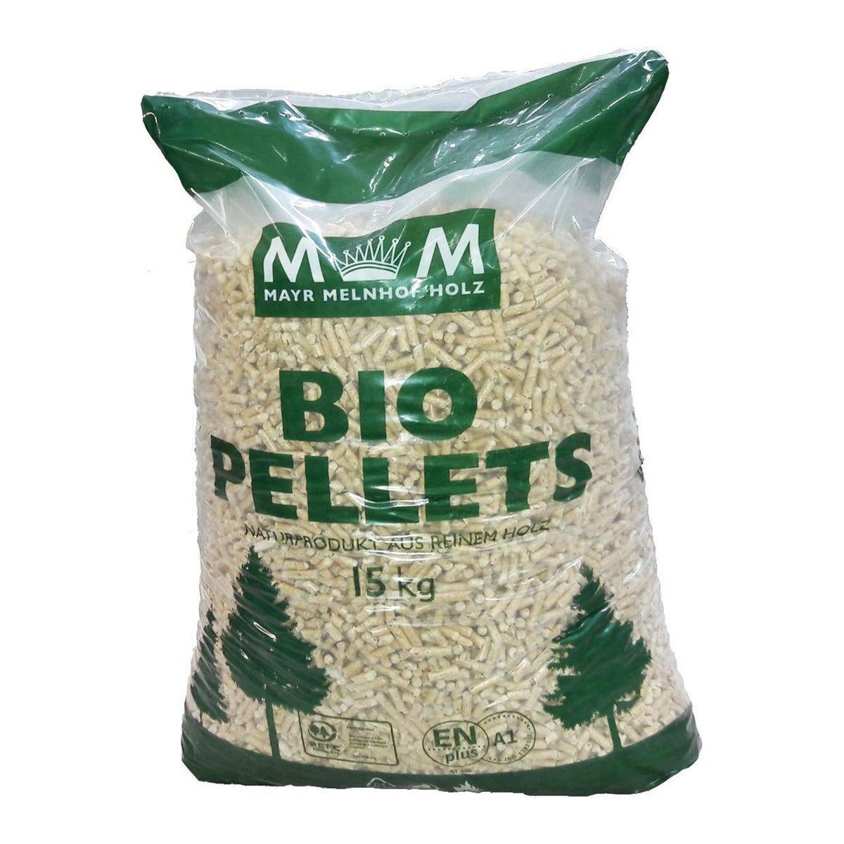 Pellet Bio 100% Abete 15 Kg