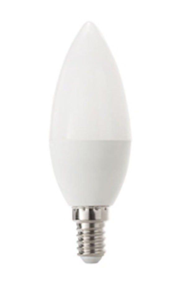 Lampadina Led Oliva Wi-Fi E14 5,5w=40w Rgb E Cct 470 Lumen