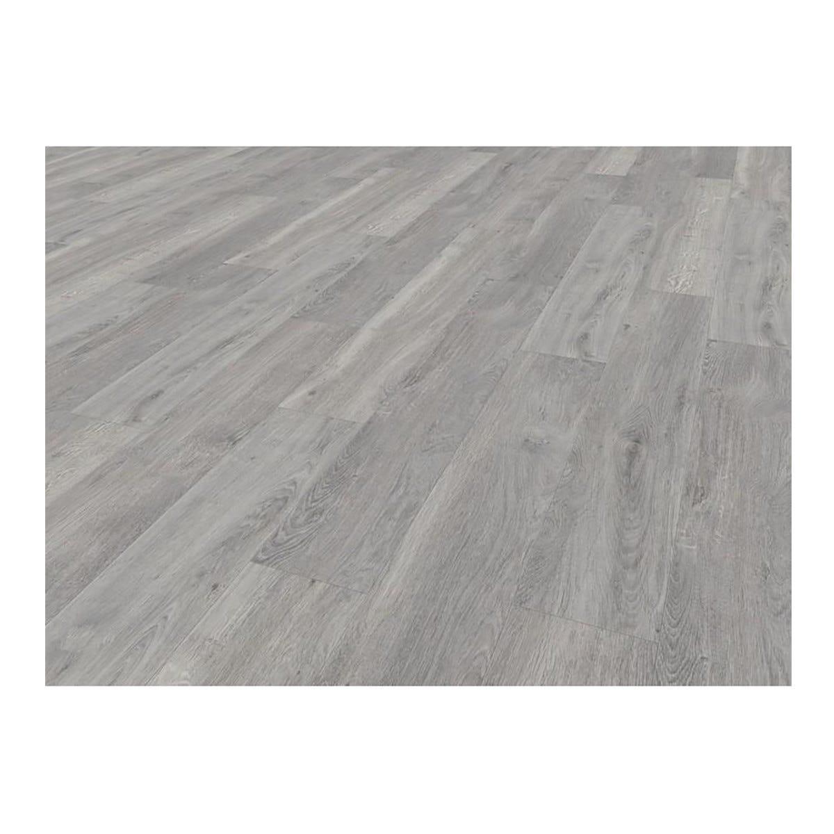 GERFLOR Pavimento Pvc Click Senso Grey 0,55 21,4x123,9 Cm Spess. 4,5 Mm Stecca Da 2,02 M²/pacco