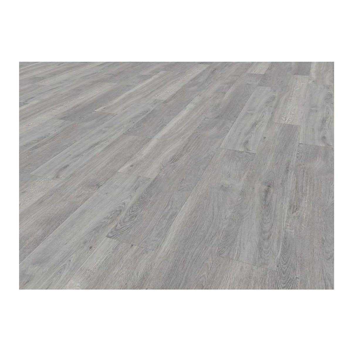 GERFLOR Pavimento Pvc Click  20,4x123,9 Senso Prem Grey 20,4x123,9 Stecca Da 2,02 M²/pacco