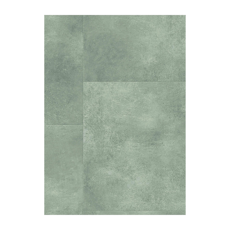 GERFLOR Pavimento Lvt Click  72,9x39,2 Cm Grigio Cemento Chiaro Plancia Da 2,28 M²/pacco