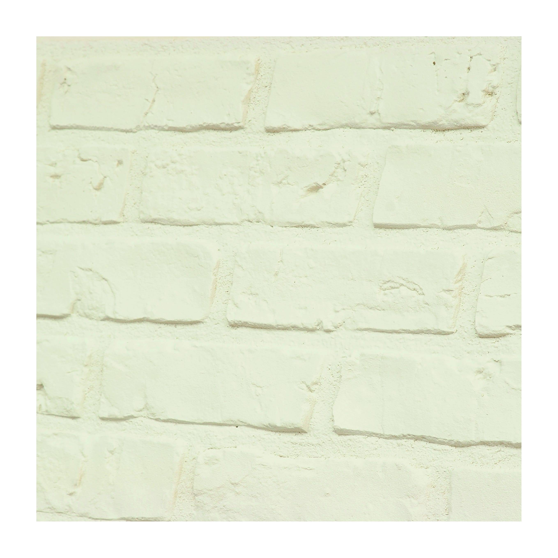 Placchetta Interno Brick White
