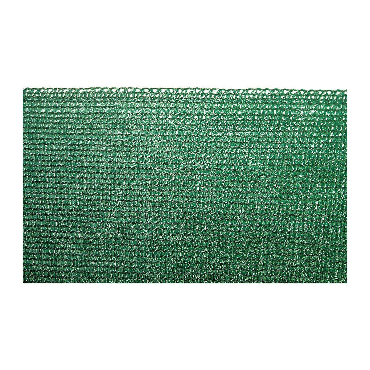Rete Ombreggiante Full 130 G/m² 2x10 M Ombreggiante 95% Filo In Polietilene