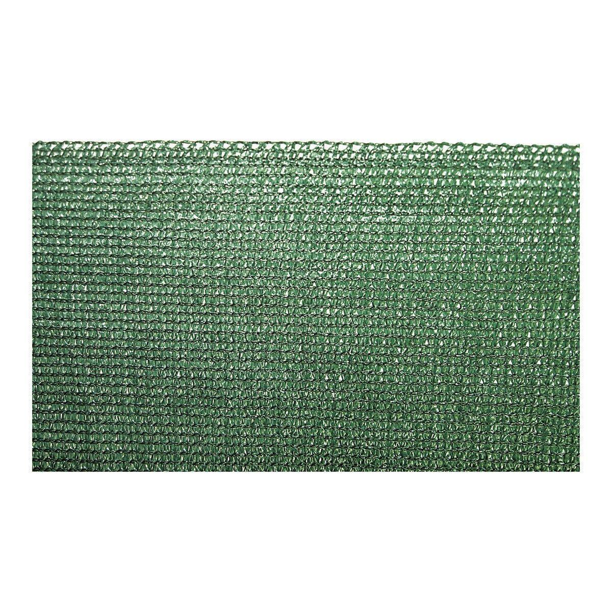 Rete Ombreggiante Full 130 G/m² 2x5 M Verde Ombreggiante 95% Filo In Polietilene