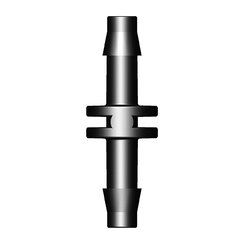 25 Raccordi Dritti Irritec Per Microtubo 4x6 Mm