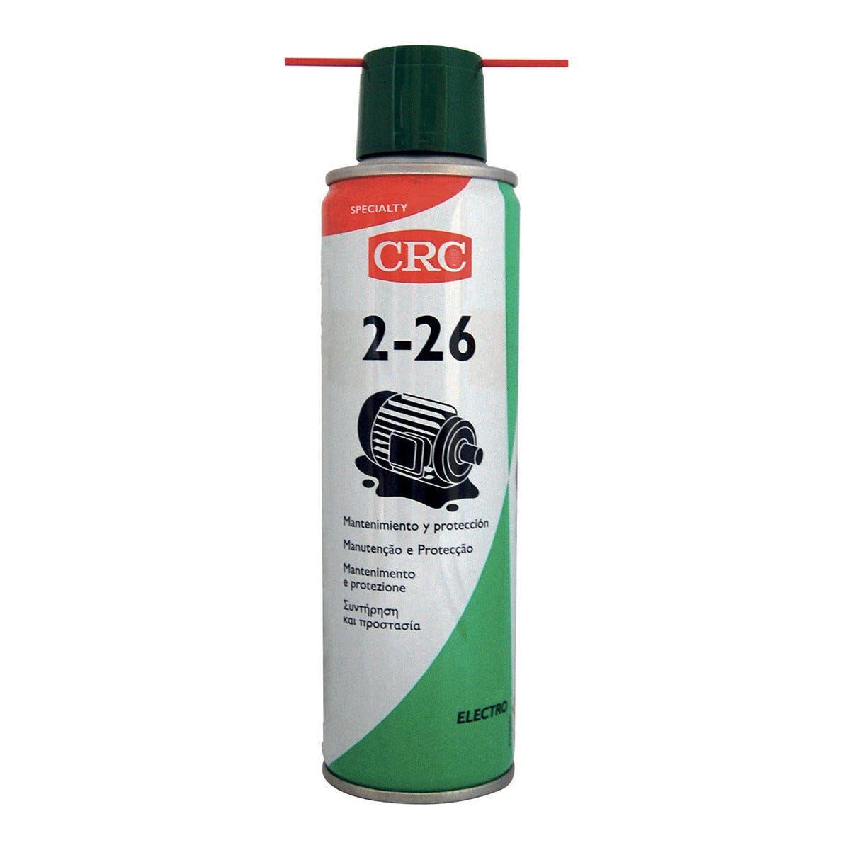 CRC Protettivo Idroespellente Contatti Elettrici Spray 250 Ml   2-26