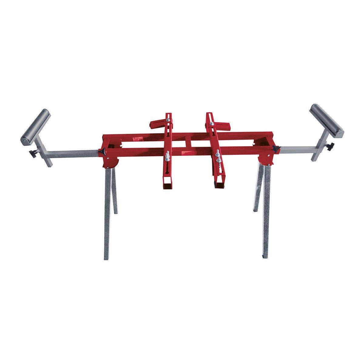 tavolo universale per troncatrici 500x860 mm estensibile 1600 mm