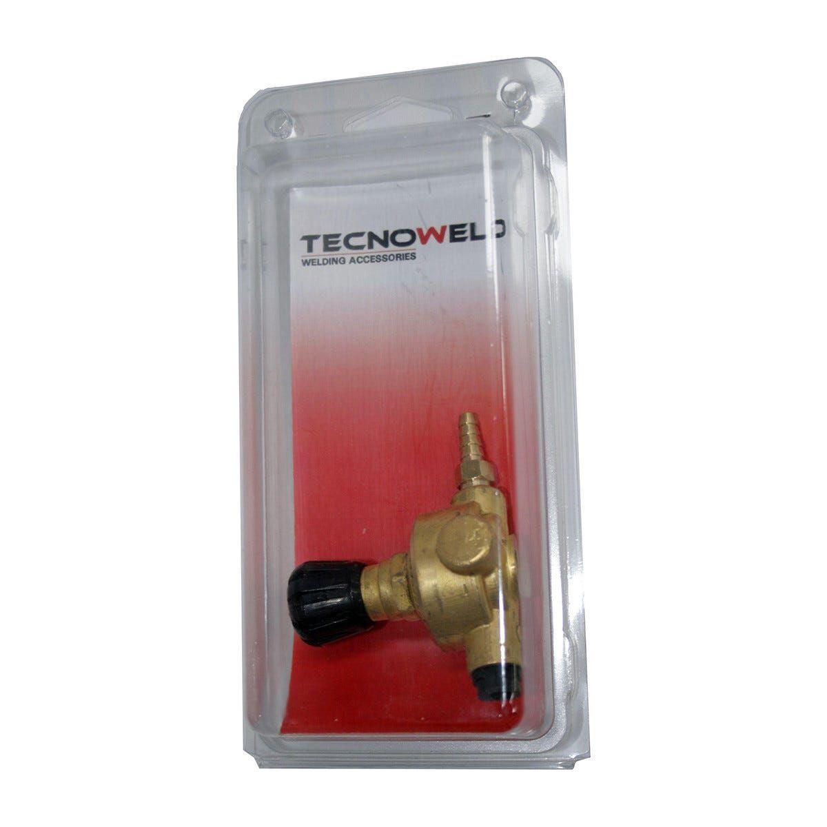 tecnoweld riduttore pressione bombole  usa e getta