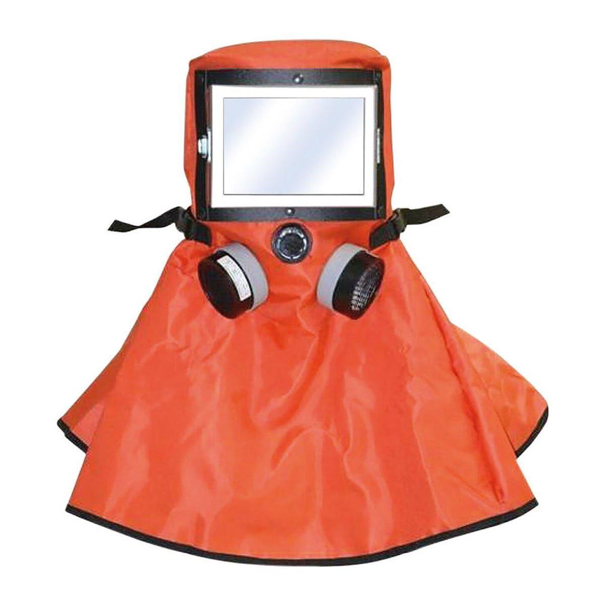 Visiera In Plexiglass Per Cappuccio M01