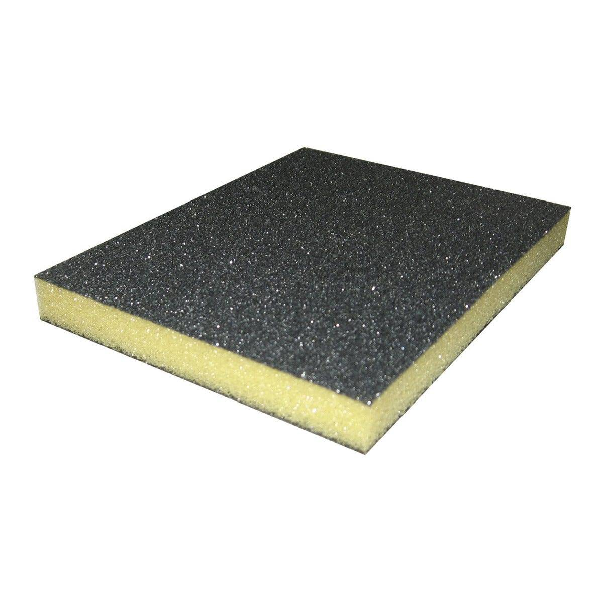 2 Spugne Abrasive 123x98x12 Grana 100