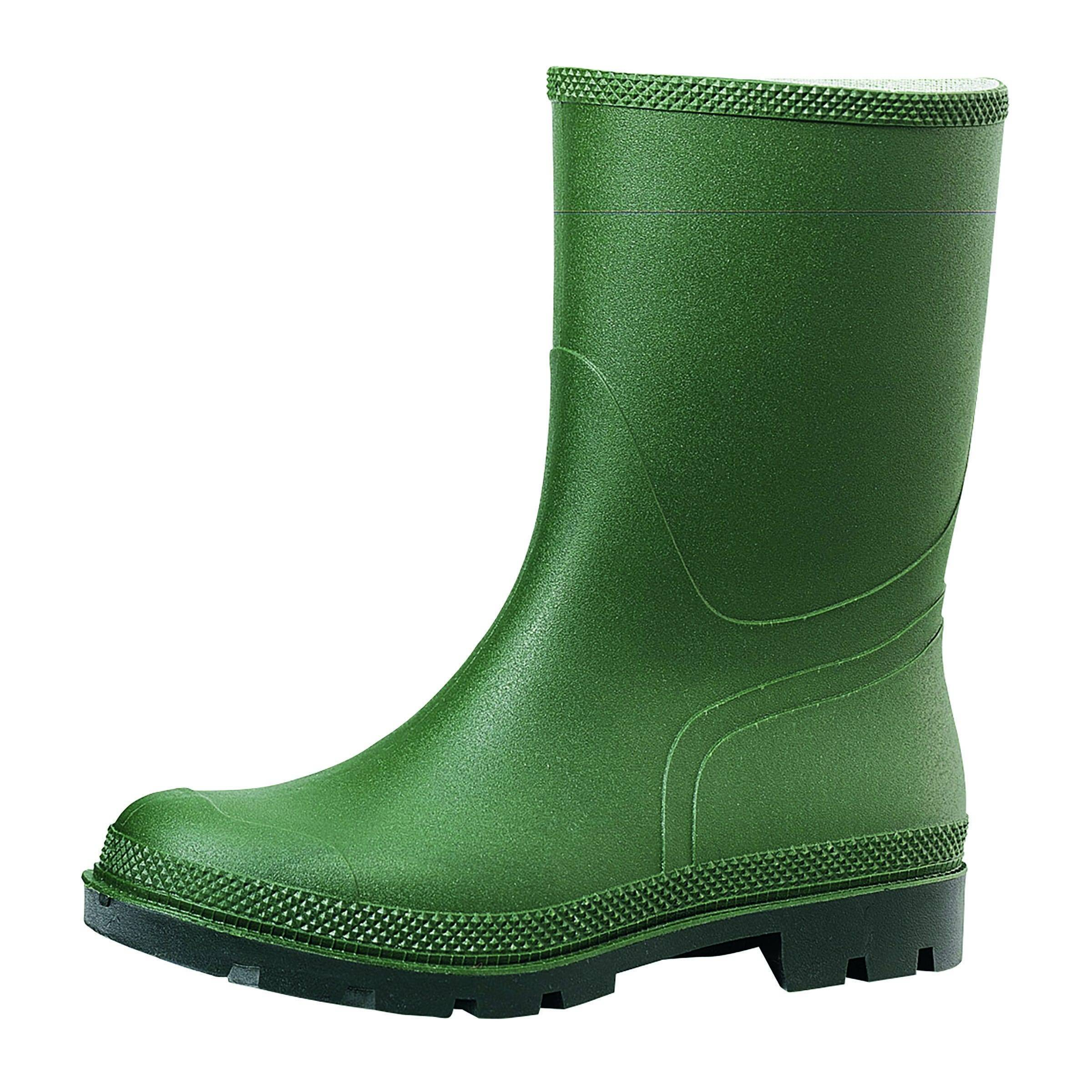 Stivale Tronchetto Pvc Misura 38 Boots Company