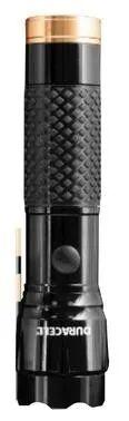 PROXE Torcia Led Duracell Frontale 5w 265 Lumen Raggio 18 M Alluminio Batterie 3xaaa Incluse