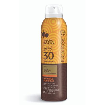 Sun Incarose Invisible Sun Spray - 30+