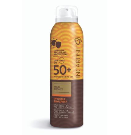 Sun Incarose Invisible Sun Spray - 50+