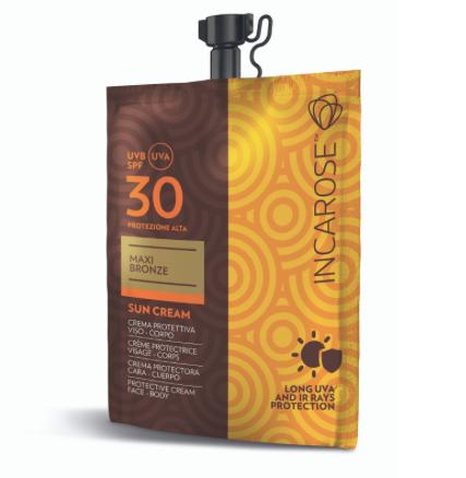 Sun Incarose Sun Cream - crema solare potettiva 30