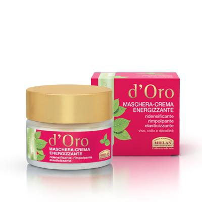helan elisir antitempo d'oro maschera-crema energizzante 50 ml