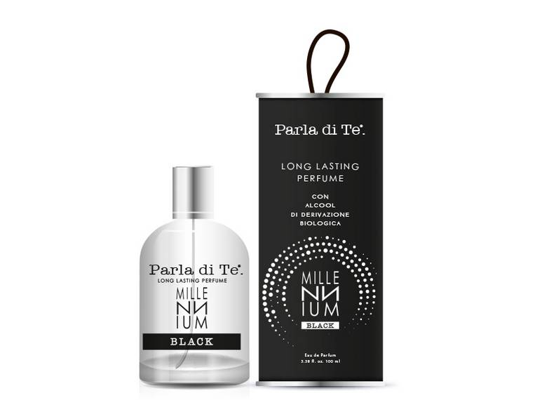 Pharmalife Research - Parla di Te Eau de Parfum Millennium Black - 100 ml