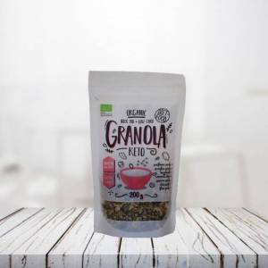 Diet Food Bio keto granola 200g