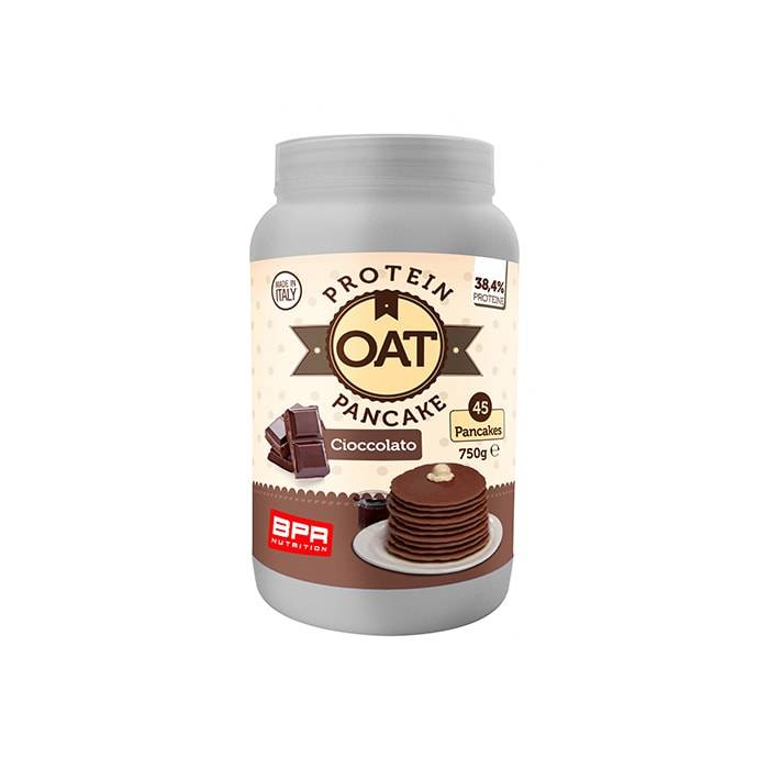 BPR Nutrition Oat Protein Pancake - cookies