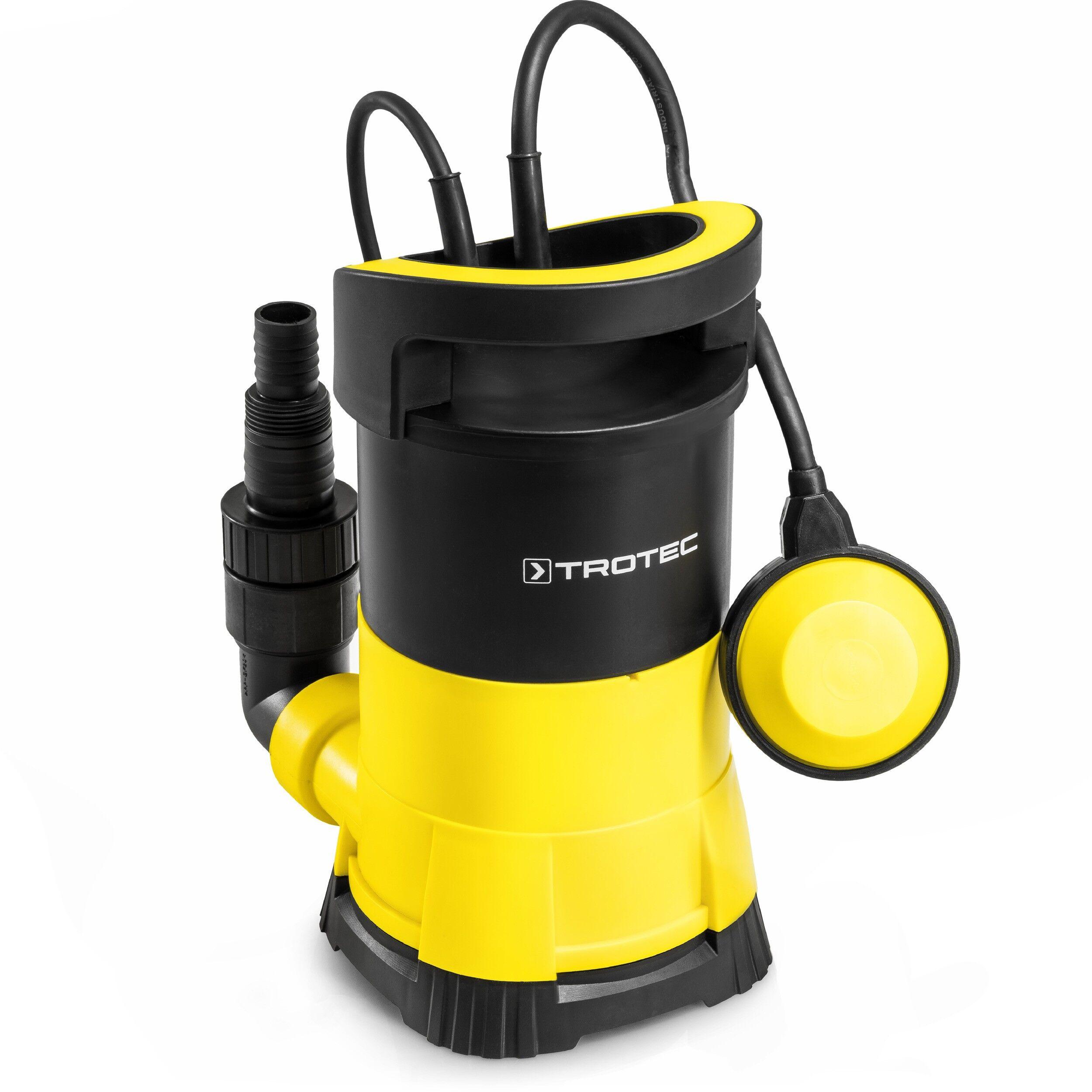 Trotec Pompa ad immersione per acque chiare TWP 4005 E