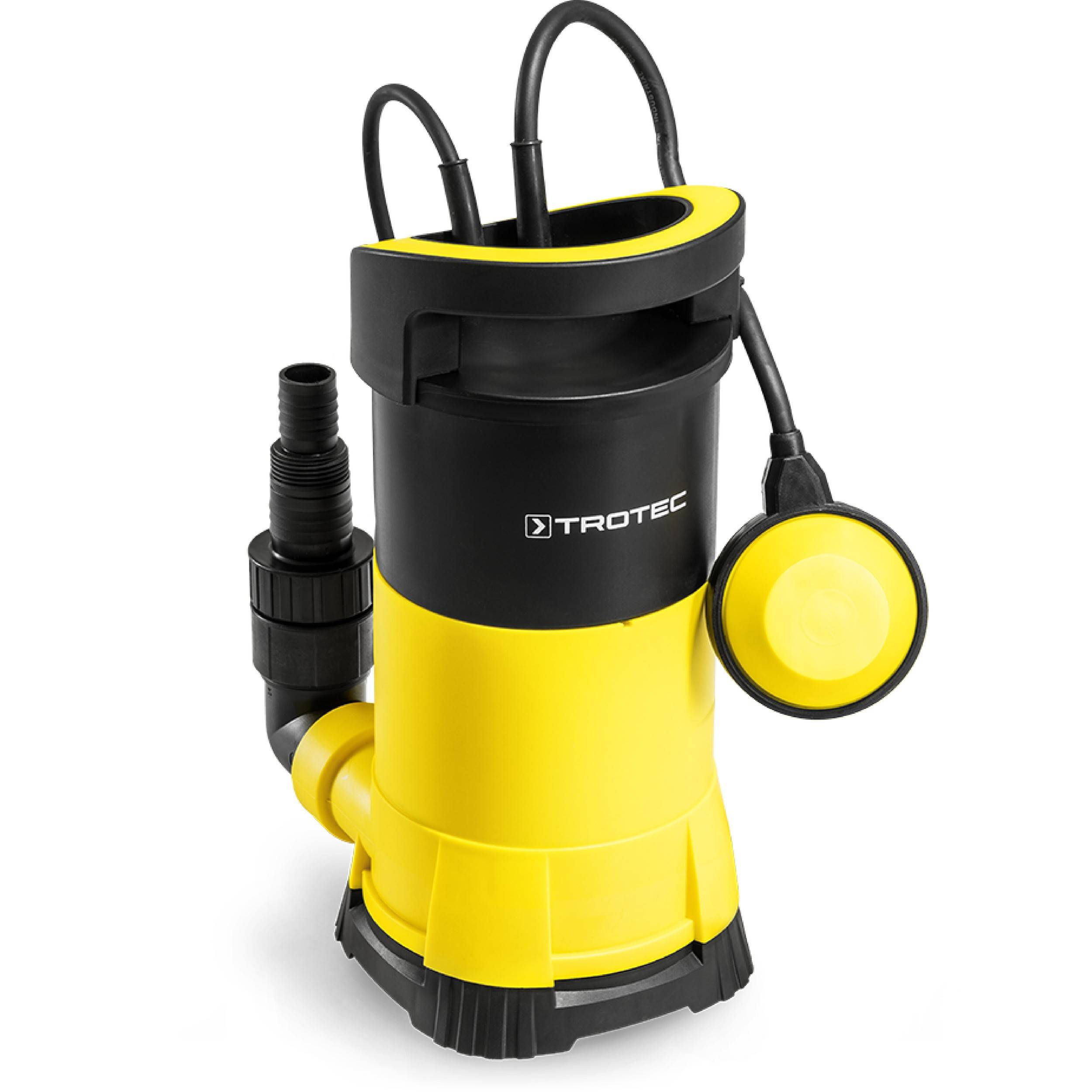 Trotec Pompa sommersa per acque chiare TWP 7505 E