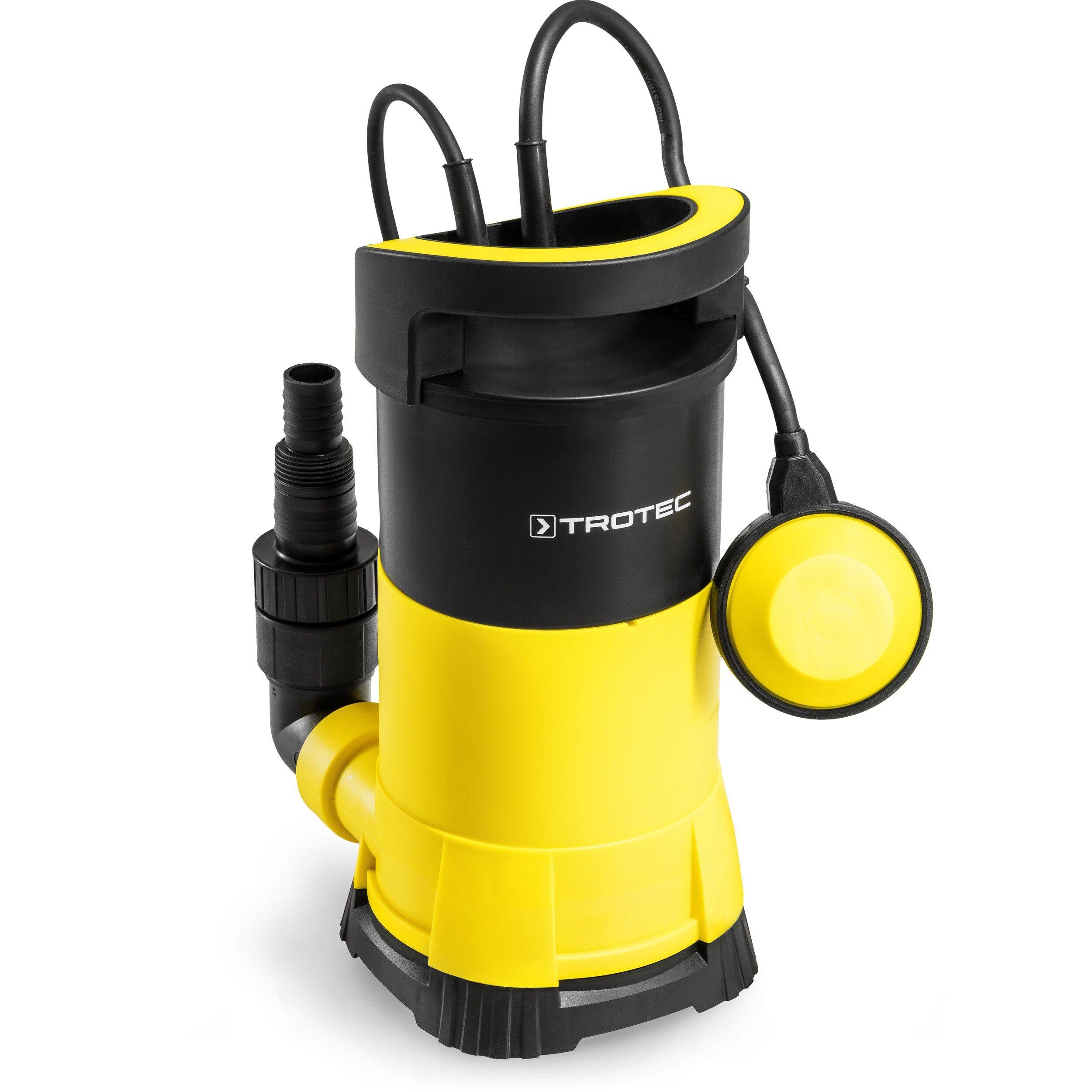 Trotec Pompa sommersa per acque chiare TWP 9005 E