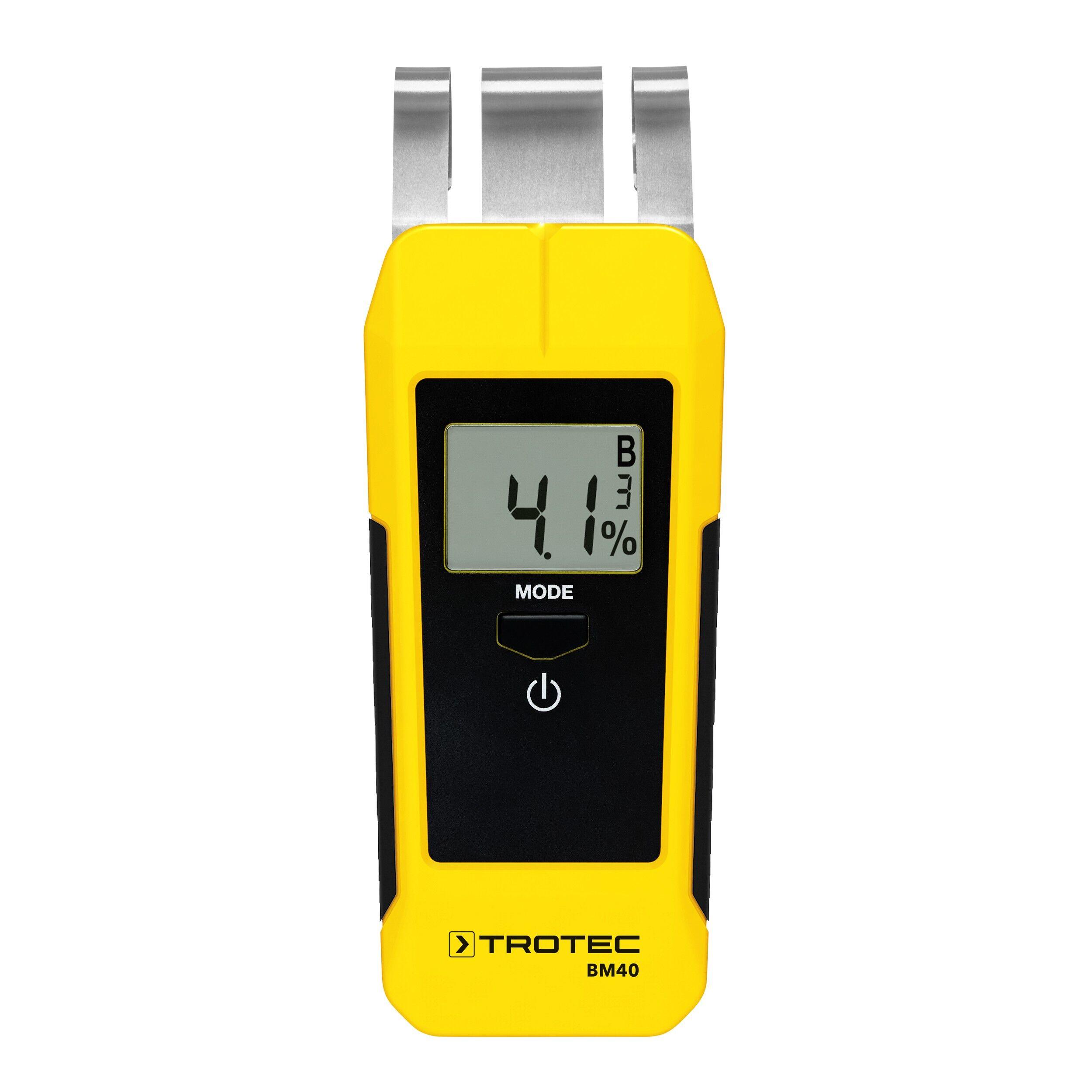 trotec misuratore di umidità bm40
