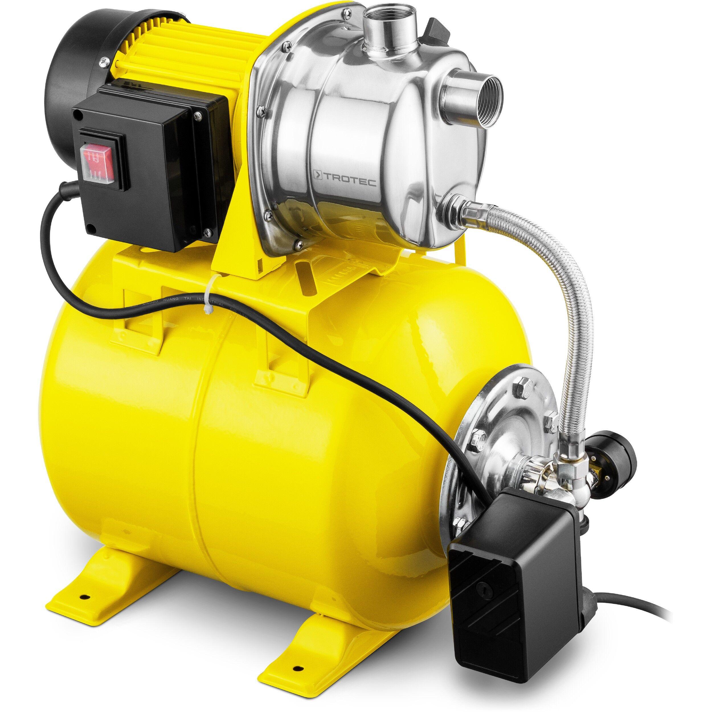 Trotec Pompa autoclave per uso domestico TGP 1025 ES