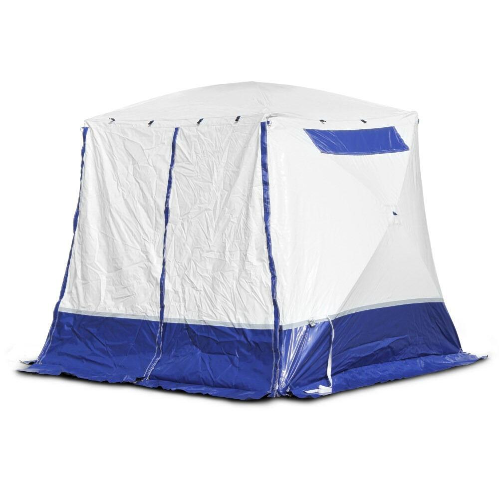 trotec tenda da lavoro 180 ke  180*180*200 - blu