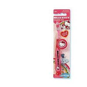 Zz Spaolino Da Denti Hello Kitty 2d Con Copri Cappuccio
