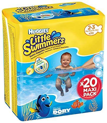 Kimberly Clark Little Swimmers Pann Big Pack S 5 Pezzi
