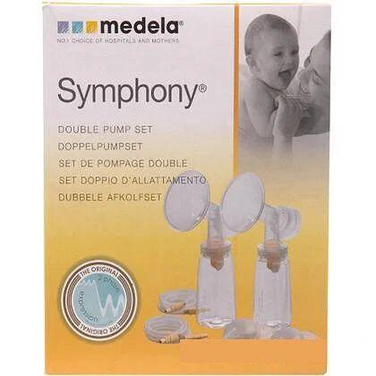 Medela Set Doppio Per Tiralatte Symphony