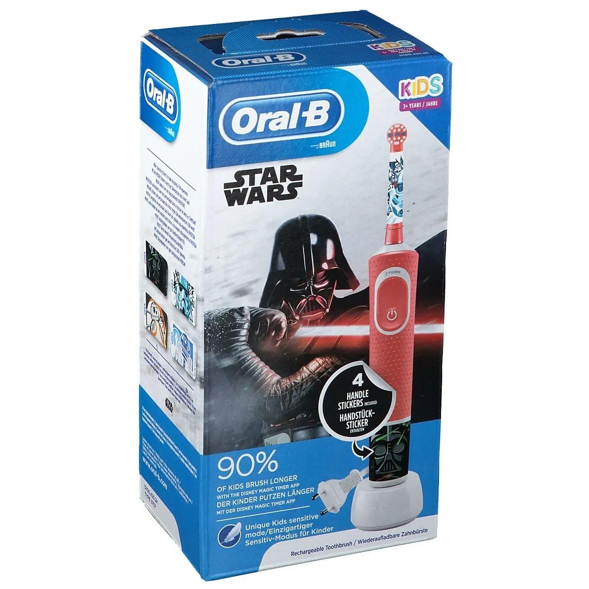 Oral-B Power Vitality D100 Kids Star Wars
